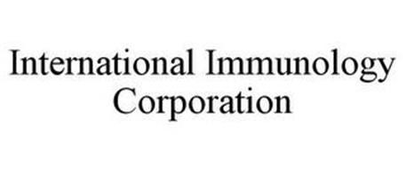 INTERNATIONAL IMMUNOLOGY CORPORATION