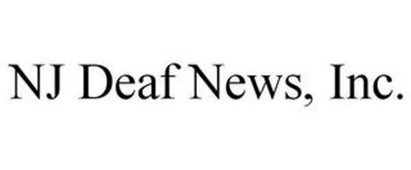 NJ DEAF NEWS, INC.