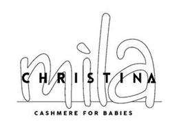 MILA CHRISTINA CASHMERE FOR BABIES