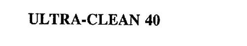 ULTRA-CLEAN 40