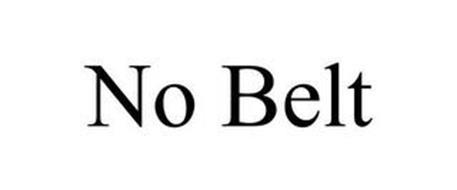 NO BELT
