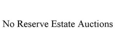 NO RESERVE ESTATE AUCTIONS