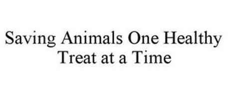 SAVING ANIMALS ONE HEALTHY TREAT AT A TIME