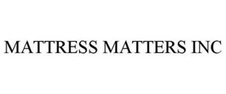 MATTRESS MATTERS INC