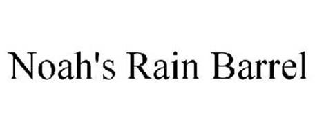 NOAH'S RAIN BARREL