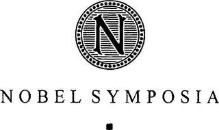 N NOBEL SYMPOSIA