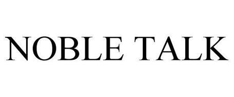 NOBLE TALK