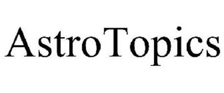 ASTROTOPICS