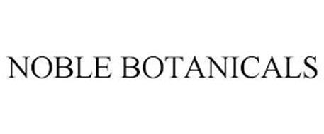 NOBLE BOTANICALS