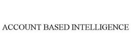 ACCOUNT BASED INTELLIGENCE