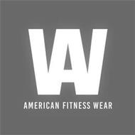 AW AMERICAN FITNESS WEAR