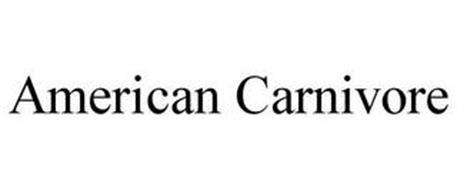 AMERICAN CARNIVORE