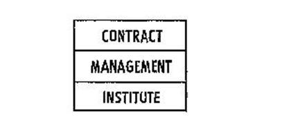 CONTRACT MANAGEMENT INSTITUTE
