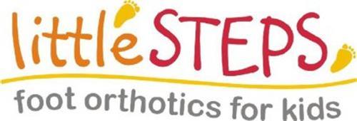 LITTLESTEPS FOOT ORTHOTICS FOR KIDS