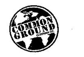 COMMON GROUND CLOTHING CO.