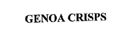 GENOA CRISPS