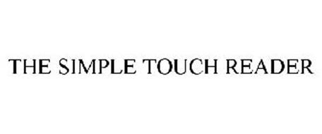THE SIMPLE TOUCH READER