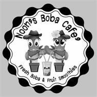 NOON'S BOBA CAFE' FRESH BOBA & FRUIT SMOOTHIES