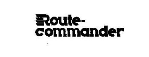 ROUTE-COMMANDER