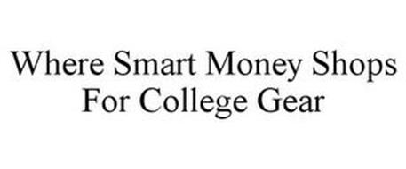 WHERE SMART MONEY SHOPS FOR COLLEGE GEAR