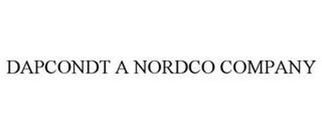 DAPCONDT A NORDCO COMPANY