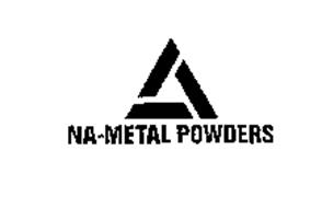NA-METAL POWDERS