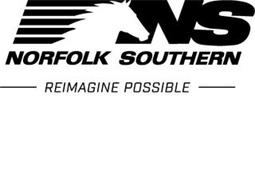 NS NORFOLK SOUTHERN REIMAGINE POSSIBLE
