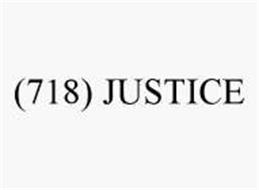 (718) JUSTICE
