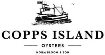 COPPS ISLAND OYSTERS NORM BLOOM & SON