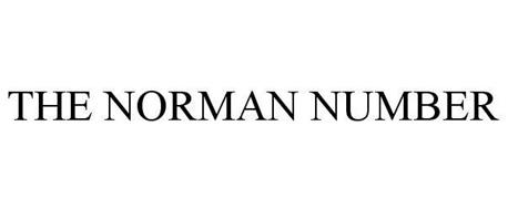 THE NORMAN NUMBER