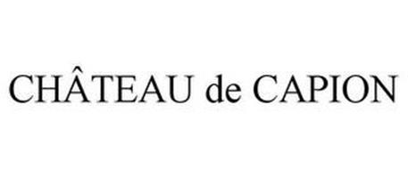 CHÂTEAU DE CAPION