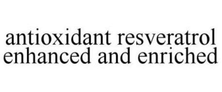 ANTIOXIDANT RESVERATROL ENHANCED AND ENRICHED