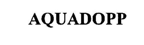 AQUADOPP
