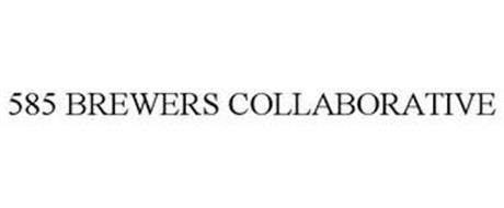 585 BREWERS COLLABORATIVE