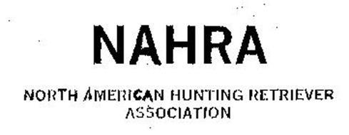 NAHRA NORTH AMERICAN HUNTING RETRIEVER ASSOCIATION