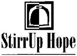 STIRRUP HOPE