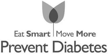 EAT SMART MOVE MORE PREVENT DIABETES