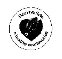 HEART & SOLE A HEALTHY COMBINATION