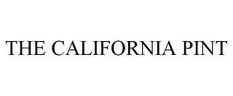THE CALIFORNIA PINT