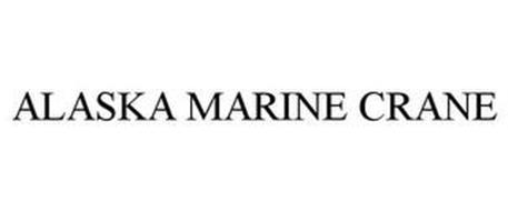 ALASKA MARINE CRANE
