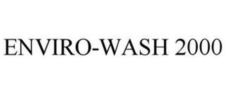 ENVIRO-WASH 2000