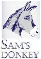 SAM'S DONKEY