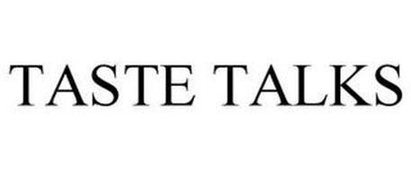 TASTE TALKS