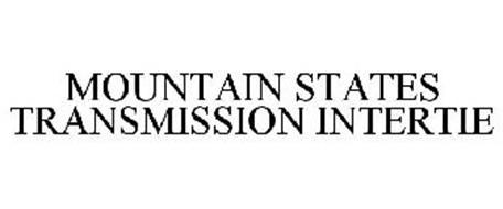 MOUNTAIN STATES TRANSMISSION INTERTIE