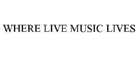 WHERE LIVE MUSIC LIVES