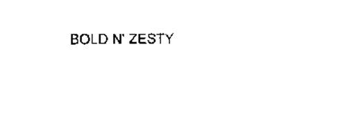 BOLD N' ZESTY