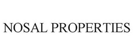 NOSAL PROPERTIES
