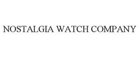 NOSTALGIA WATCH COMPANY