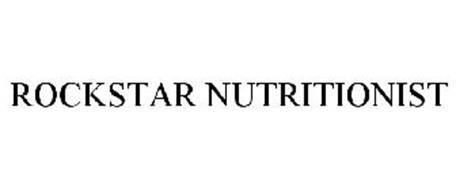 ROCKSTAR NUTRITIONIST