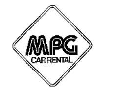 MPG CAR RENTAL